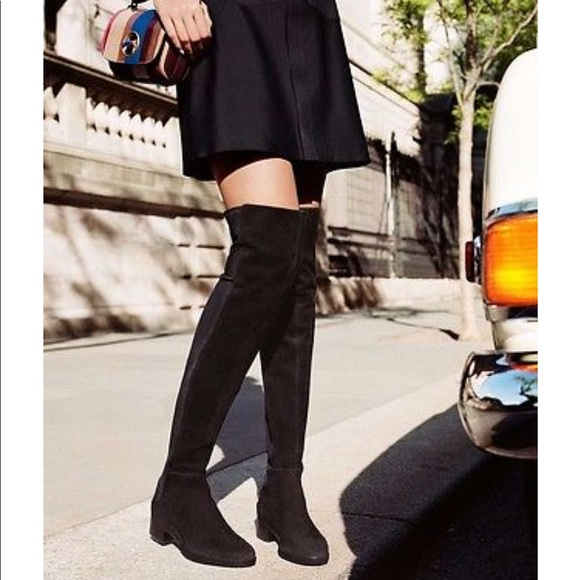 60b6ac07242 M 5a638913daa8f6dd6026d330. Other Shoes you may like. Tory Burch Caitlin  Stretch Over the Knee boots. Tory Burch Caitlin ...